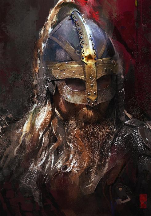 Суровые северные воины стали основателями множества европейских династий./Фото: nevsepic.com.ua