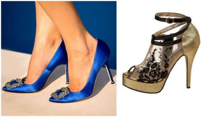 Героиня Сары Джессики Паркер: обувной «ликбез» для мировой аудитории.