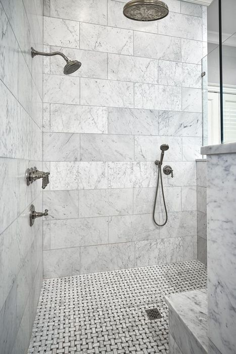 10. Гранит в интерьере ванной комнаты.