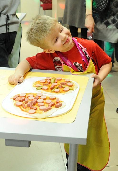 33 Учим детей готовить