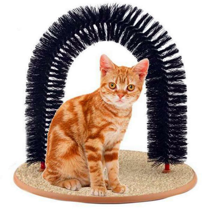 Чесалка для кошек.