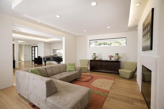 Расположение и ориентация дивана