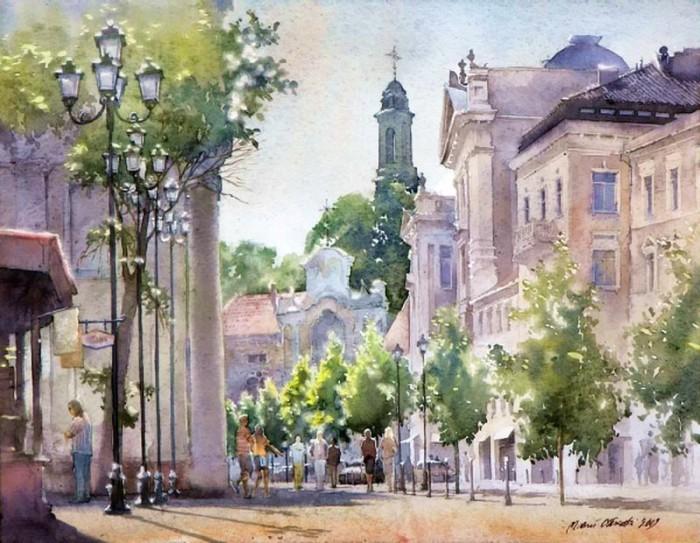 художник Michal Orlowski - 12