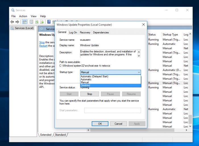 windows modules installer worker грузит