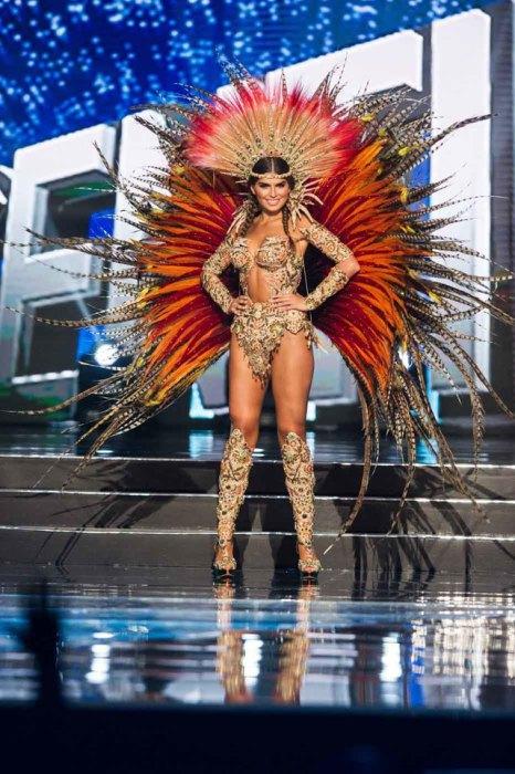 Мисс Аргентина, Эстефания Бернал