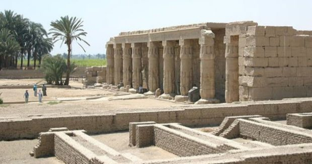 Храм Сети I