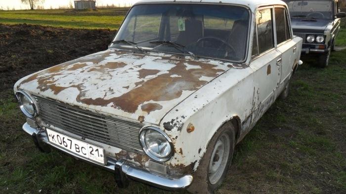 По России ездят тысячи таких машин. | Фото: pikabu.ru.