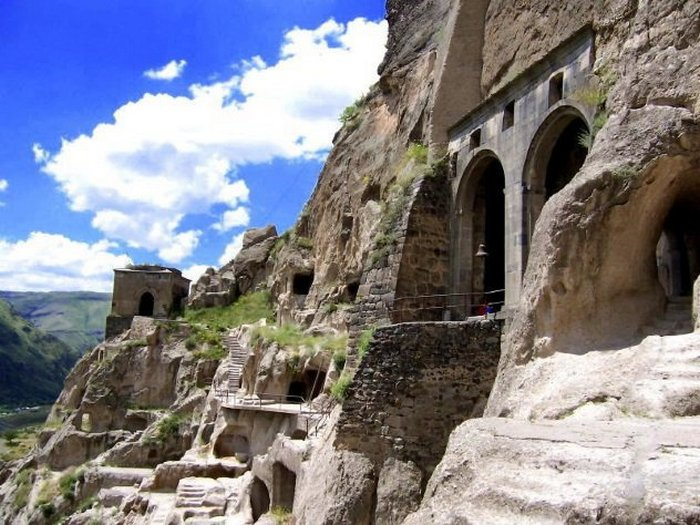 Пещерный монастырь Вардзия.