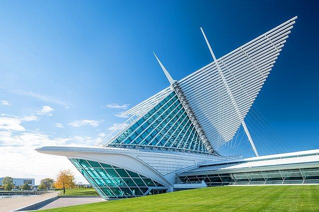 Художественный музей Милуоки, штат Висконсин, США
