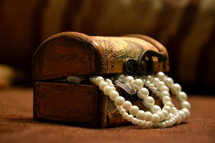 Трудно представить, сколько награбленного налетчик мог спрятать. /Фото: hotels.com