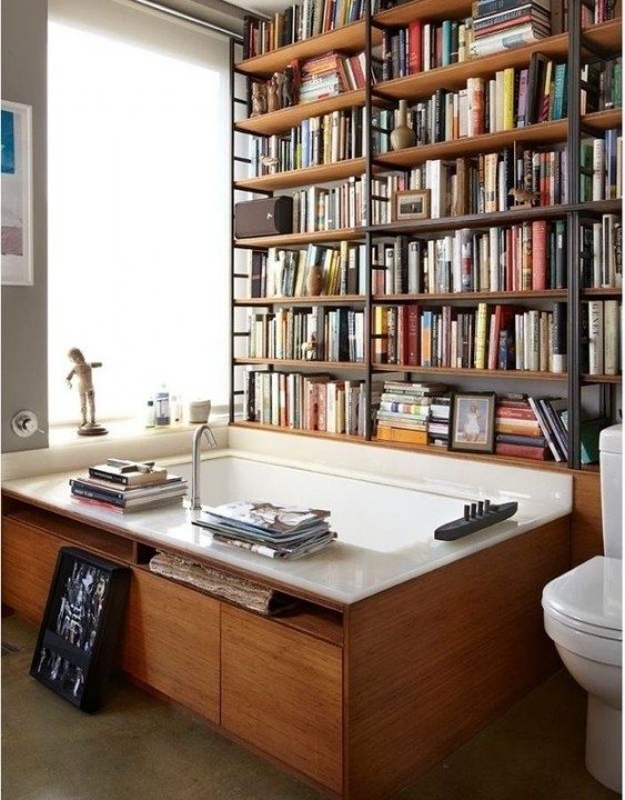 BookwormsDream04 Что должно быть в доме мечты любого книголюба