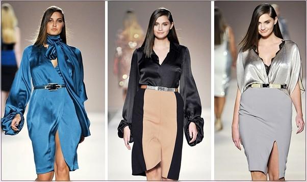 17eeada24d3 Нарядные блузки для полных женщин – модные тенденции и секреты выбора  Power.ladyblissme.ru