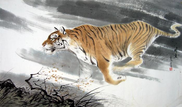 로유담_32.1_비호 - Тигр. 2006 (700x413, 395Kb)