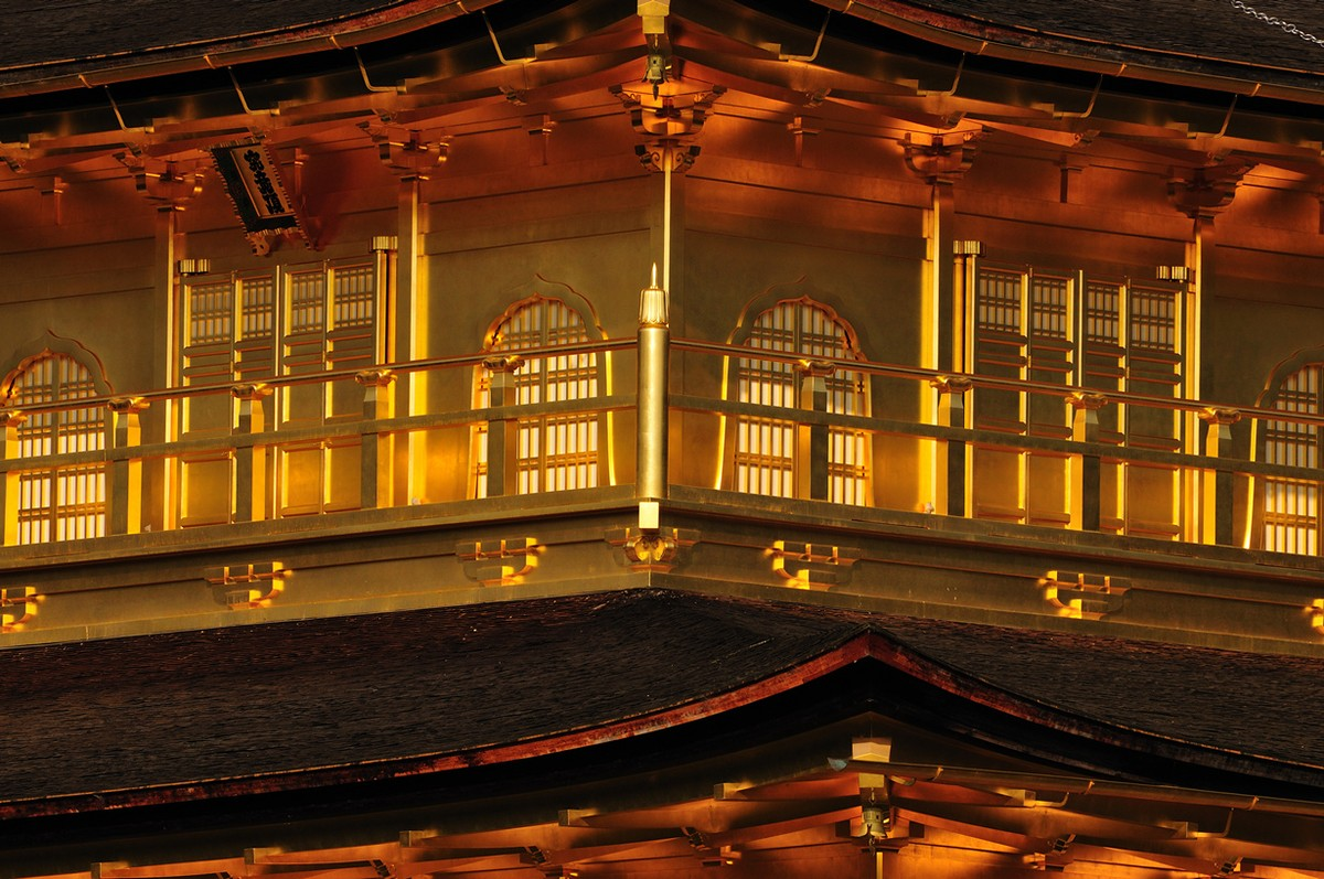 Самые красивые замки и храмы Японии
