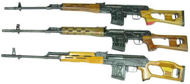 Снайперская винтовка «Тигр». «Тигр» : цена, характеристики