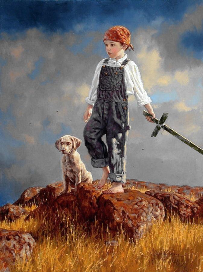 Сентиментальное путешествие в страну детства с Джимом Дейли, фото № 1