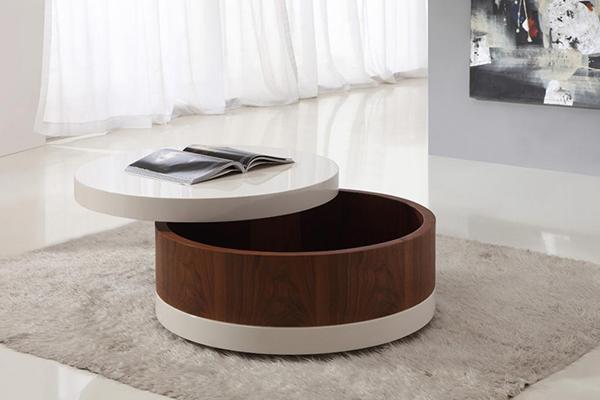 Удобная мебель в виде кофейного столика