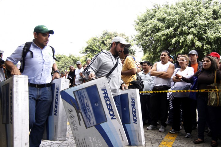 dakan1 Социалистическая «оккупация» в Венесуэле: Армия захватила магазины и раздает товары почти бесплатно