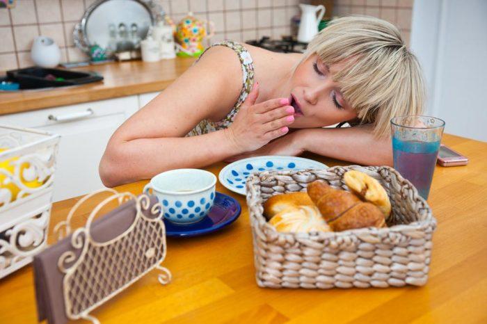 Не спи, если не хочешь набрать пару кг. /Фото: fithacker.co.
