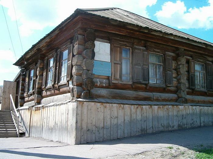 Дом тестя Пугачева, казака Кузнецова