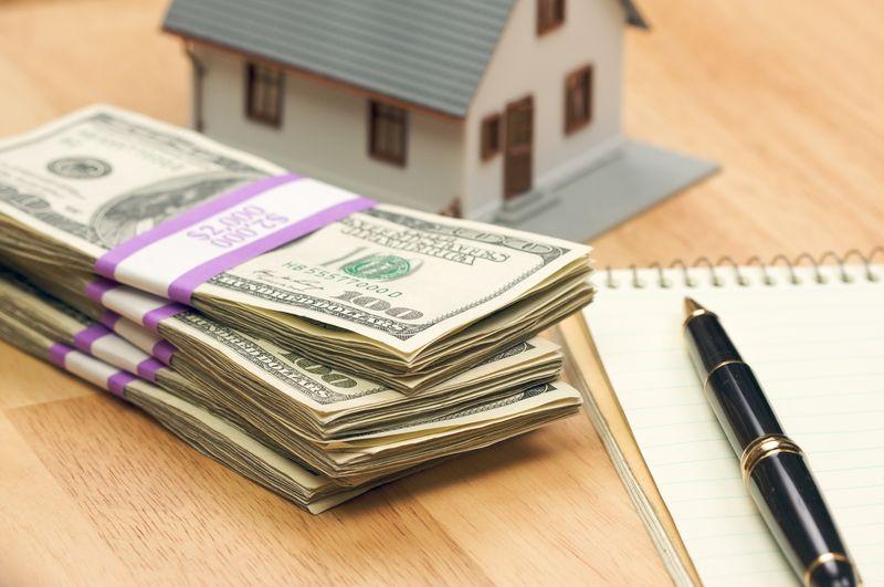 взять деньги в долг под залог недвижимости