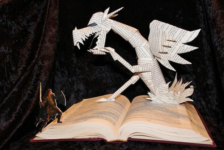 815 Бумажные истории из любимых книг