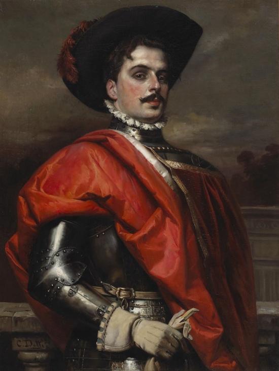 художник Чезаре Аугусто Детти (Cesare Auguste Detti) картины – 11