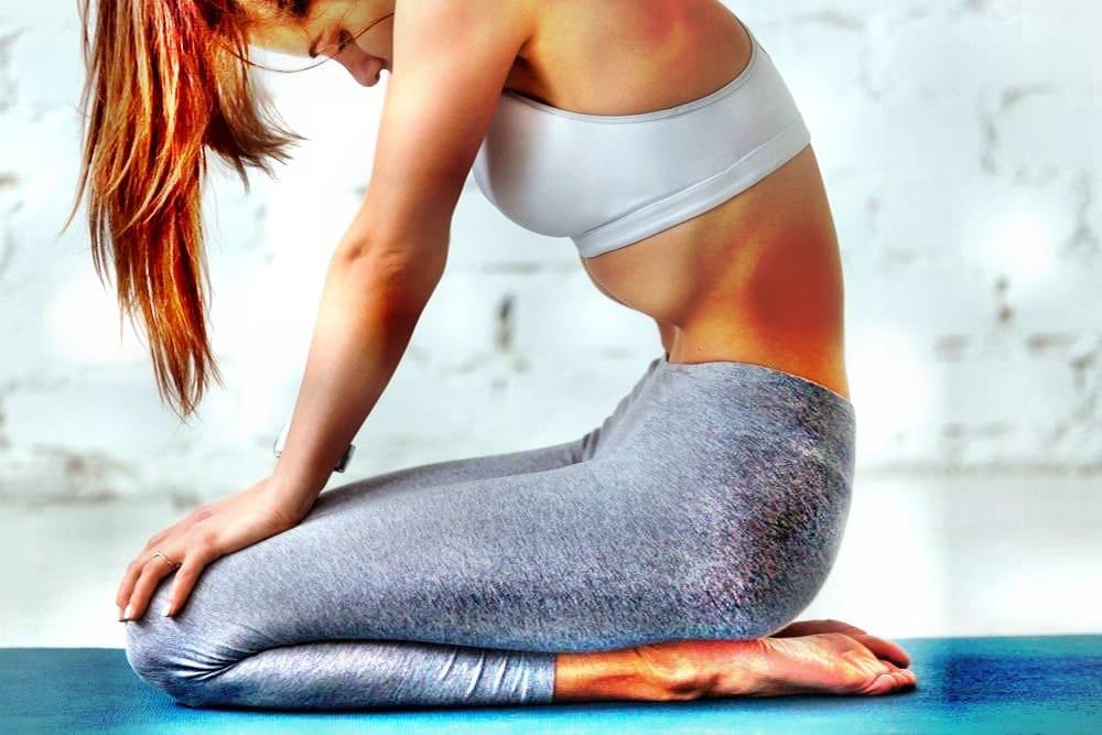 какие мышцы работают упражнения вакуум фото этом