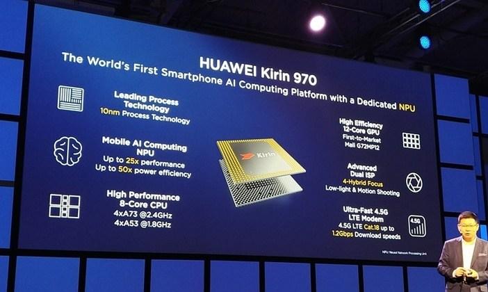 Процессор Kirin 970