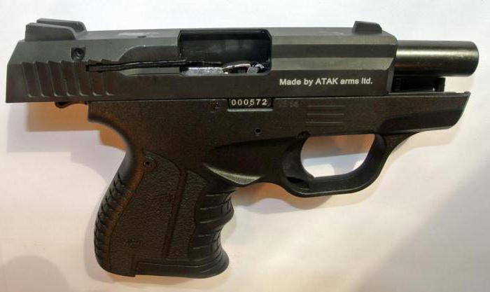 Пистолет сигнальный «Сталкер»: технические характеристики, отзывы