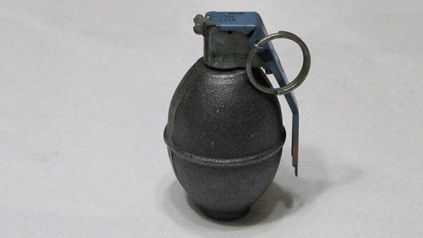 Мифы о ручных гранатах