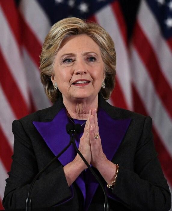 Хиллари Клинтон. / Фото: www.telegraph.co.uk