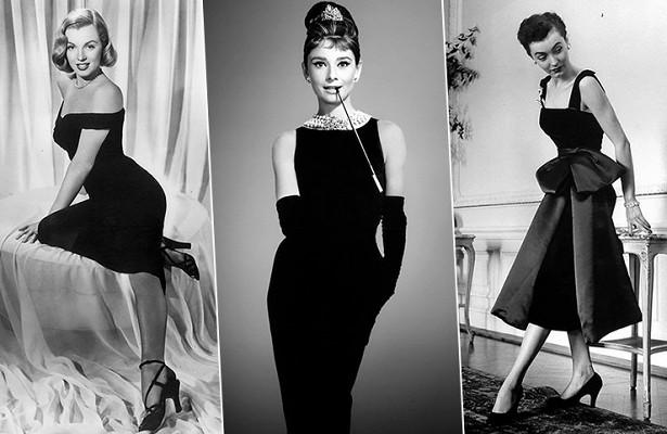 Маленькое черное платье: 5 советов, которые оценила бы Коко Шанель — Рамблер/женский