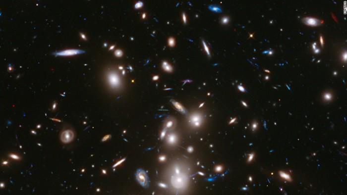 Откуда появились галактики.