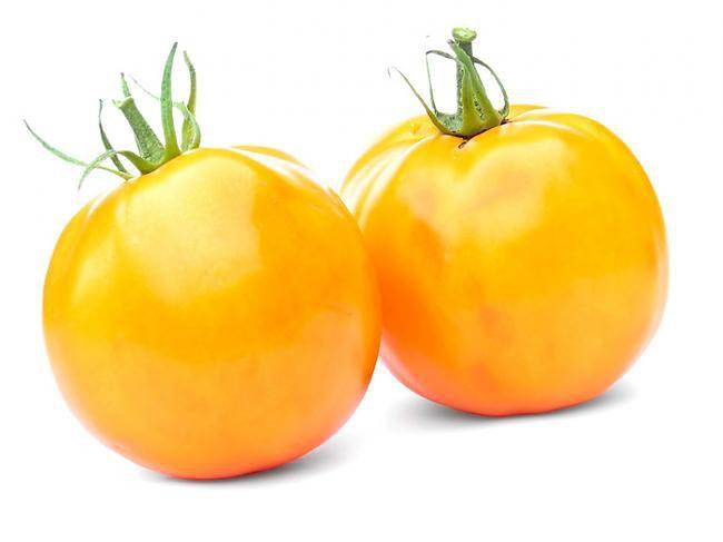 Желтые помидоры и их качества. Отличия от красных.  помидоры, желтые