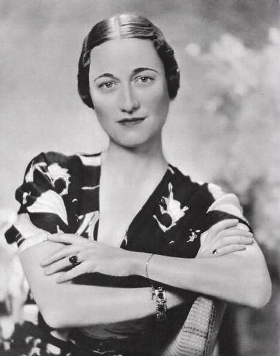 Уоллис Симпсон, 1936 год.