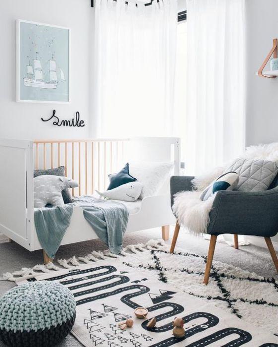 Современные родители часто выбирают мебель, которая растёт вместе с детьми.