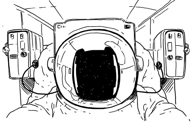 космос, полет, интересно, познавательно
