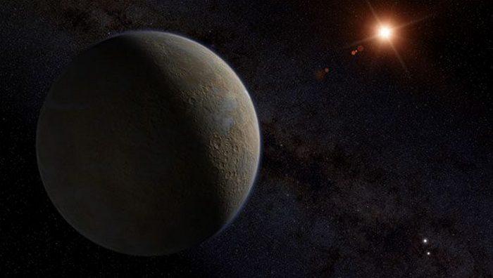 Научное открытие: экзопланета Proxima B.