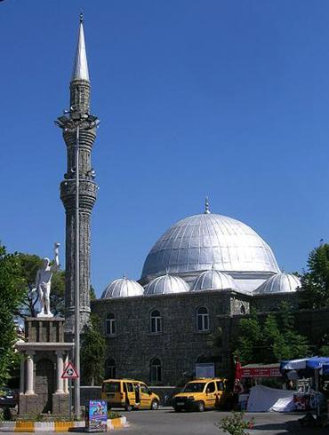 Мечеть в Белеке