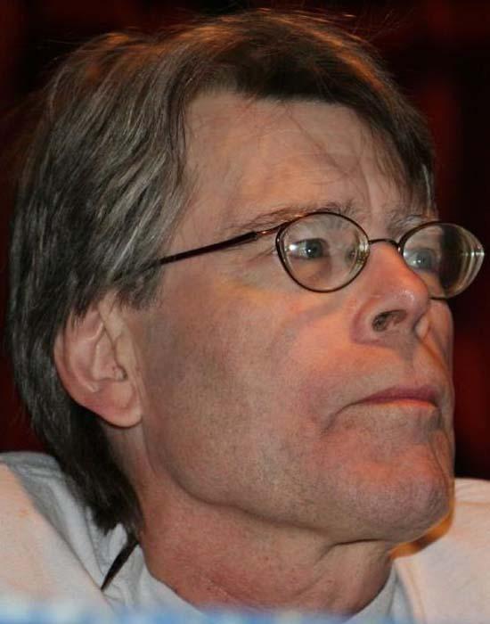 Стивен Кинг, 2007 год.