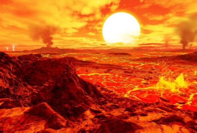 Необычайная планета