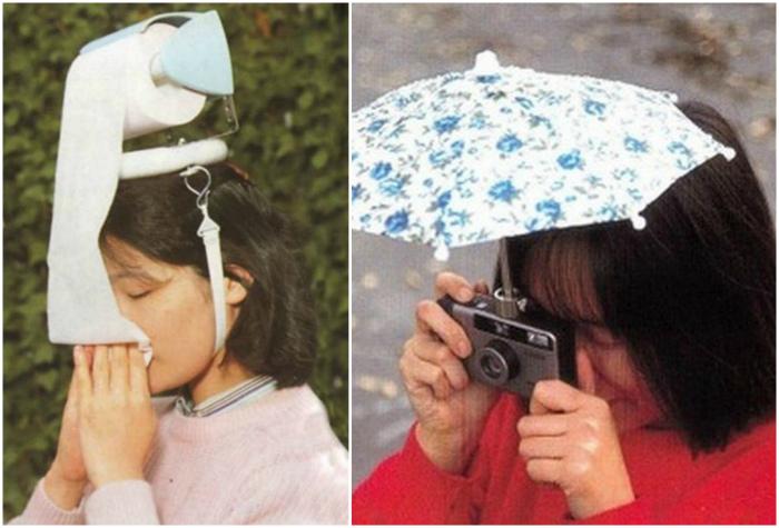 Самые странные изобретения. | Фото: Odyssey.