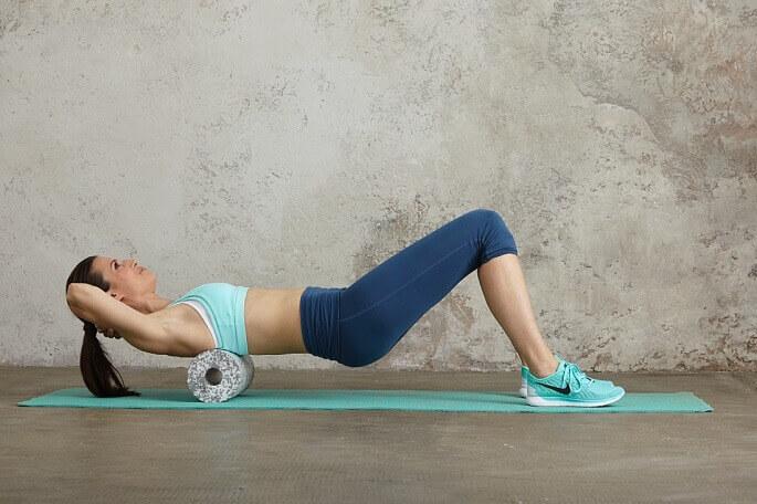 как расслабить мышцы спины при остеохондрозе