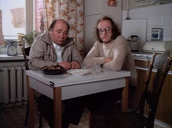 Кадр из фильма *Осенний марафон*, 1979 | Фото: ntv.ru
