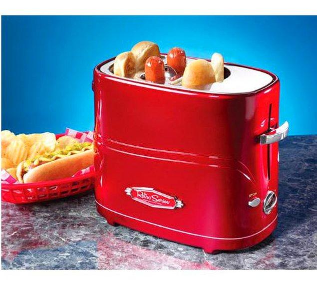 Тостер для любителей хот-догов