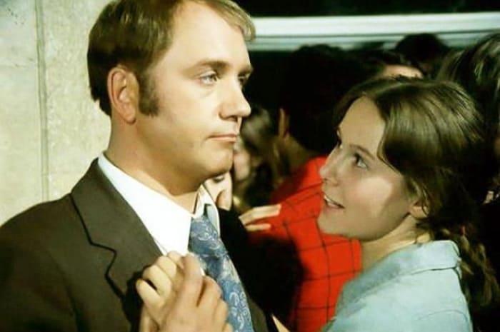 Кадр из фильма *Афоня*, 1975 | Фото: kino-teatr.ru
