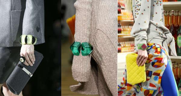 Модные браслеты осень-зима 2014-2015