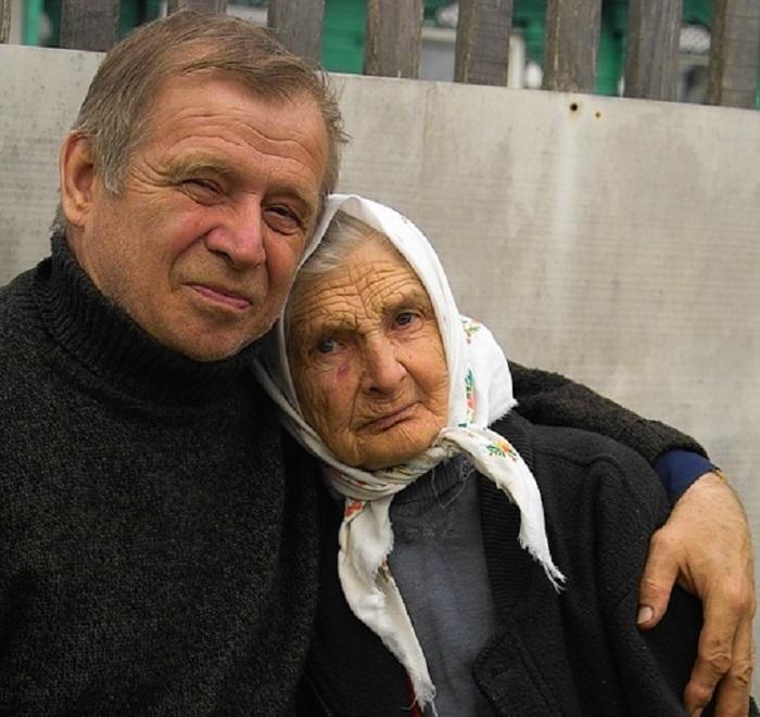 Ах эти мамины глаза, все на свете знают и понимают. | Фото: mpoz.net.