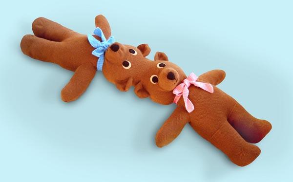 Позитивные мягкие игрушки (10 фото)